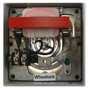 Wheelock 115 VAC Semi-Flush Horn