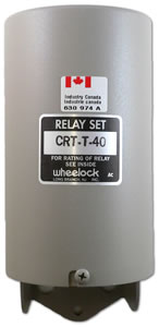 Wheelock Weatherproof AC/DC Relay