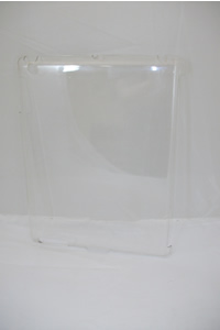 iPad 2 Case - Clear Plastic