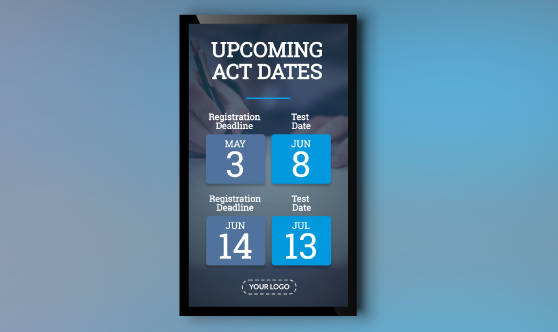 ACT Dates Portrait