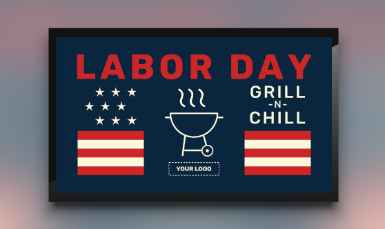 Labor Day Grill