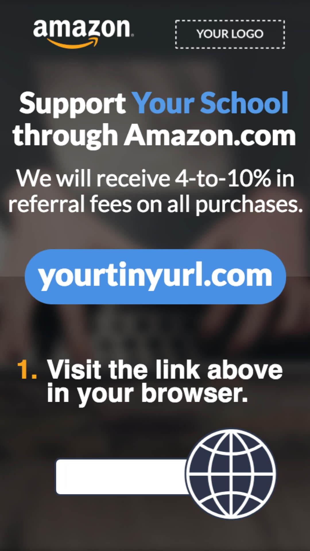 Amazon Referral Program Portrait