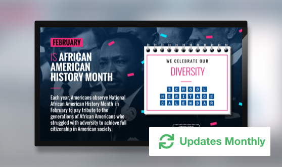 Celebrate Diversity Calendar