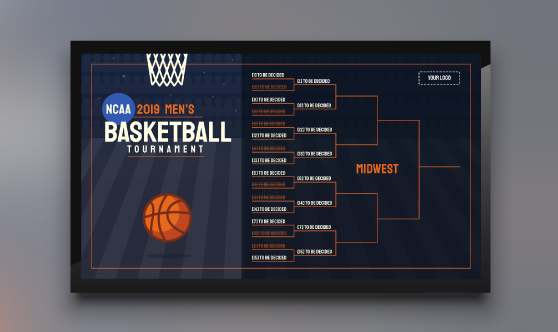 2019 Men's NCAA Basketball Bracket