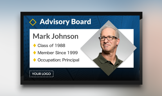 Advisory Recognition Profile