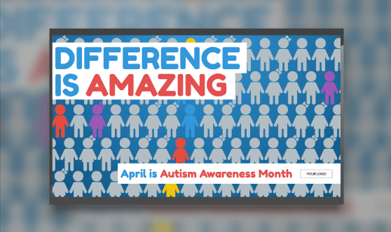 Autism Awareness Month - Children
