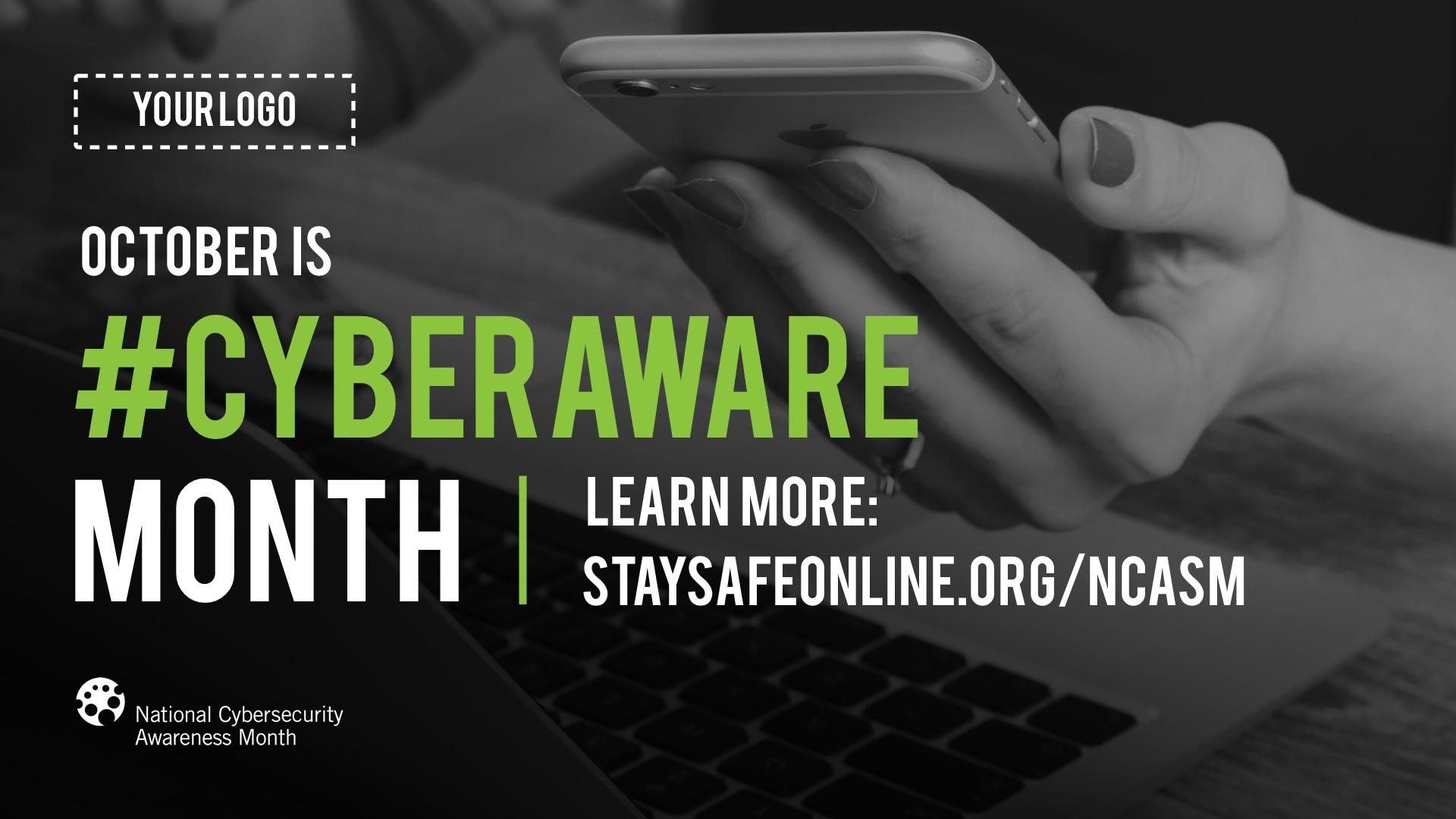 Cyberaware Month