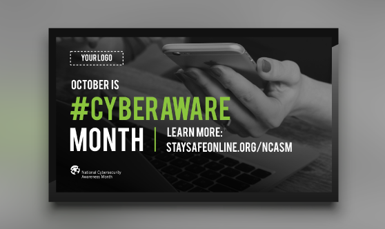 Cyberaware Month