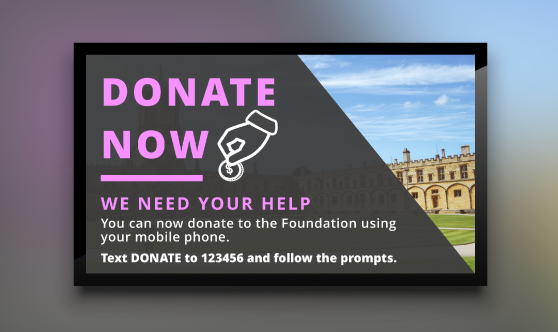Donation Details