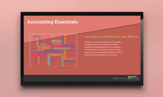 Financial Literacy Accounting Essentials