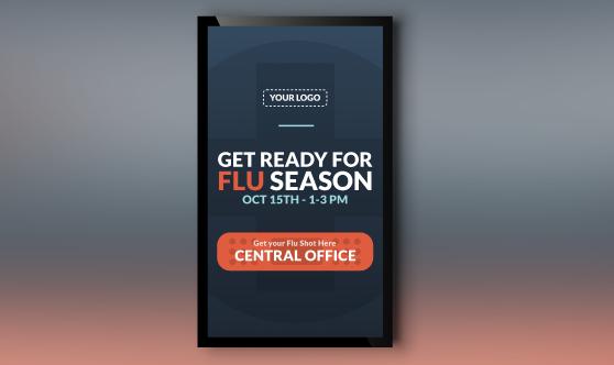 Flu Season Portrait