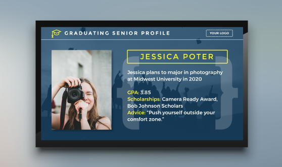 Graduating Senior Profile
