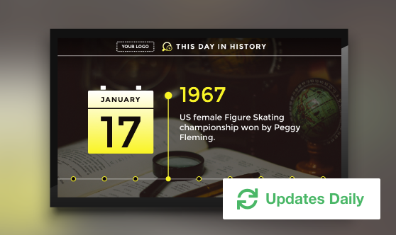History - On This Day