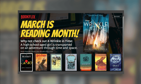 Reading Month