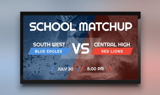 School Matchup