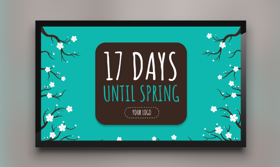 Spring Countdown