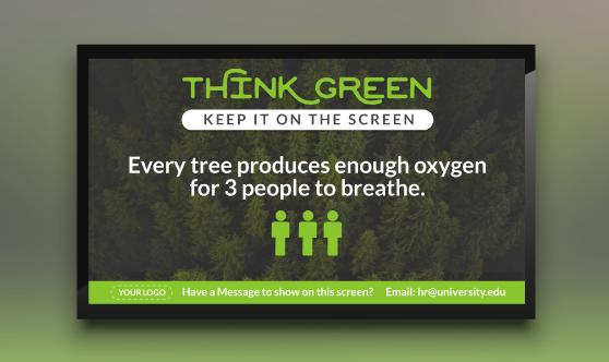 Think Green Oxygen