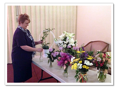 The Storke Floral Legacy Program