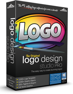 logo design studio pro box