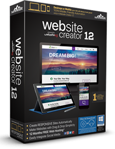 website creator 12 box