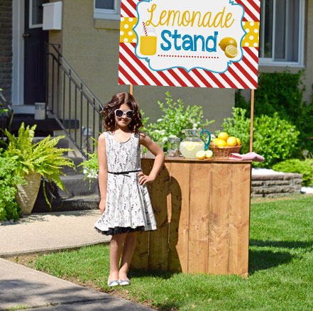 Graphic Design Studio Mac - Lemonade Stand