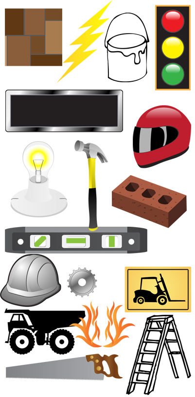 Sample Construction Objects