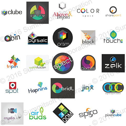 Cutting Edge Premium Content Pack logo inspirations