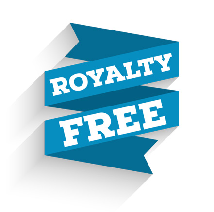 All designs are royalty free