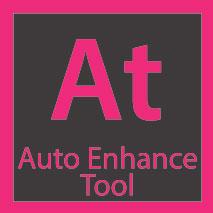 Auto Enhance Tool