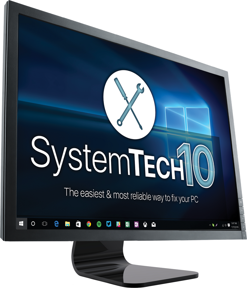 SystemTech 10 monitor