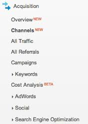 Google Analytics video metrics