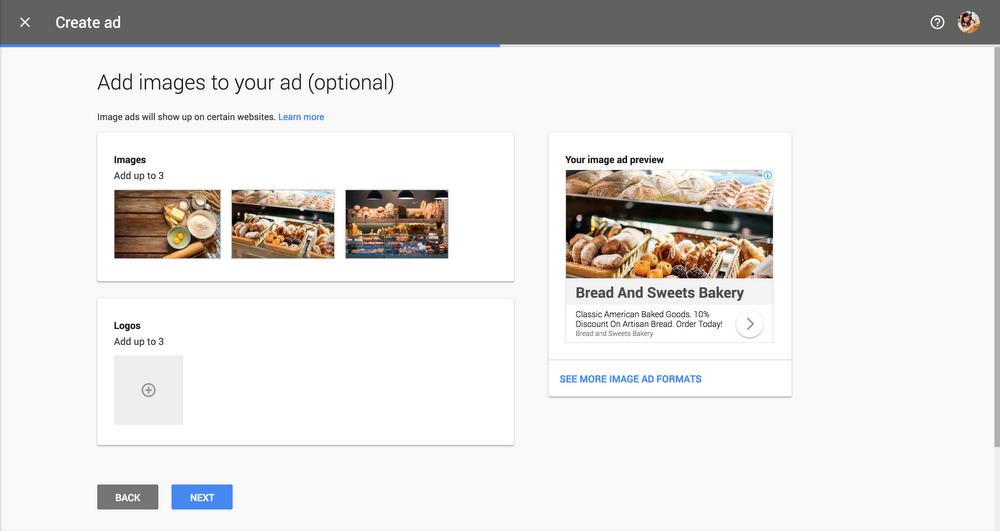 Google Ad smart campaign