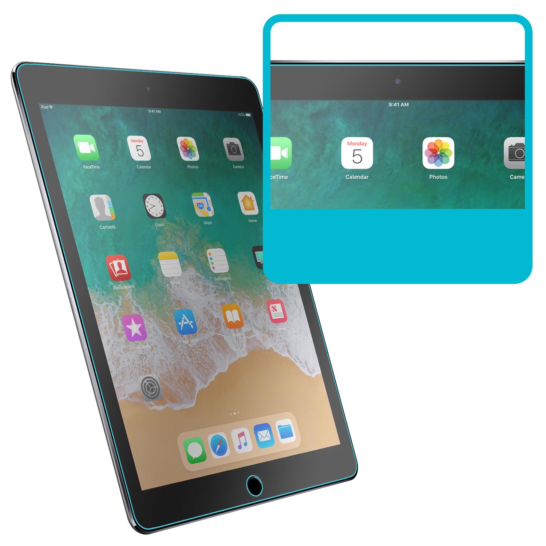 "2x AquaShield Front Back Protector for Apple iPad Air 10.5/"" 2019 iPad Air 3"