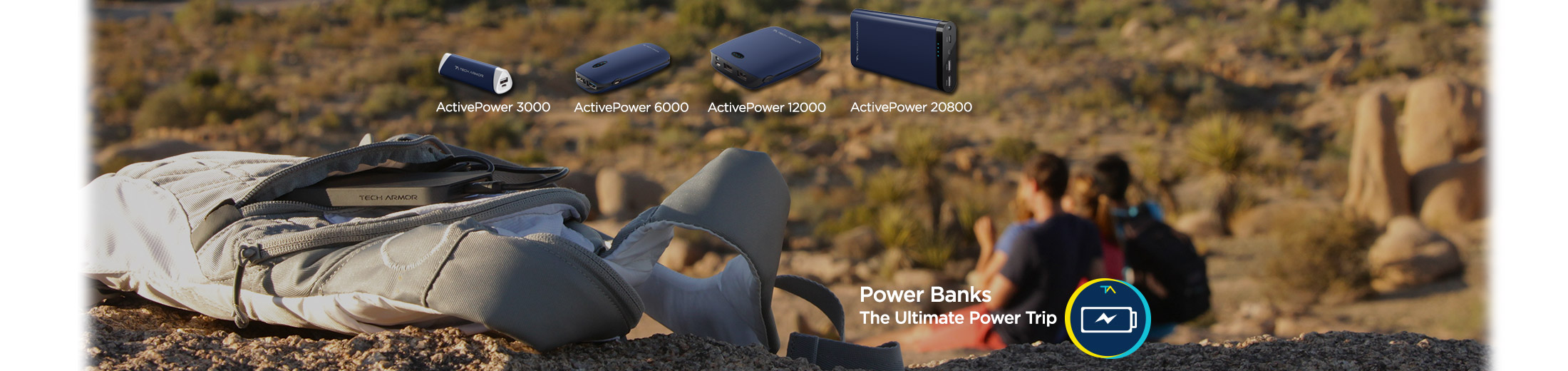 Tech Armor Powerbanks