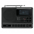 Sangean S.A.M.E. Table-Top Weather Hazard Alert with AM / FM-RBDS Alarm Clock Radio