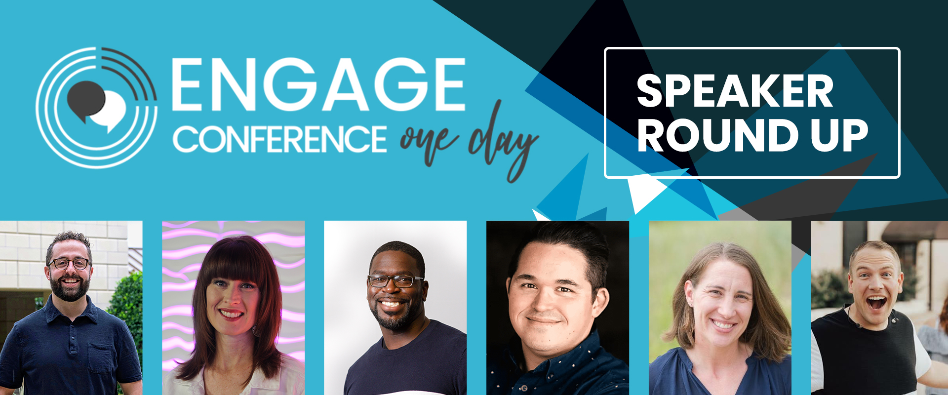 Featured Image for ENGAGE One Day Speaker Round-Up