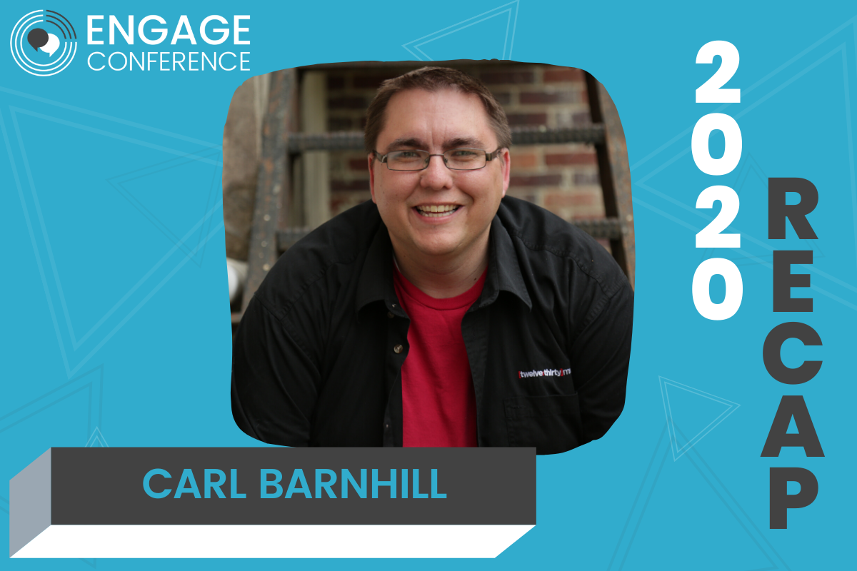 Featured Image for Visual Bootcamp: A Recap Post from ENGAGE Conference 2020
