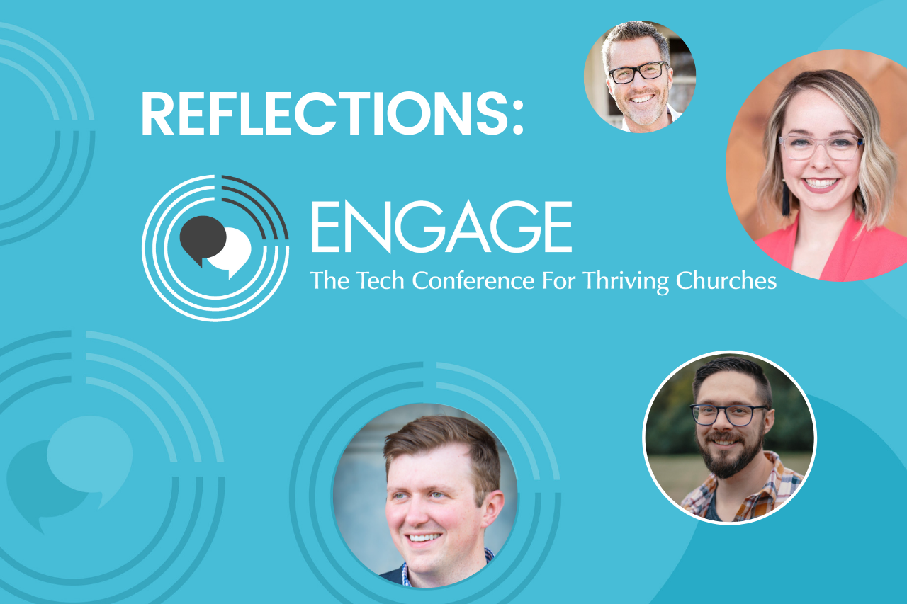 Featured Image for ENGAGE Reflections: 3 Expert Messaging Strategies That Work For Churches