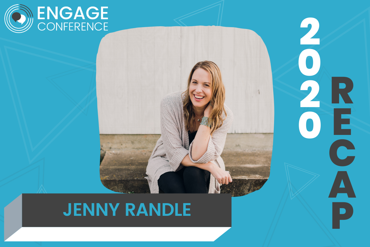 Featured Image for How to Have a Courageously Creative Church: A Recap Post from ENGAGE Conference 2020