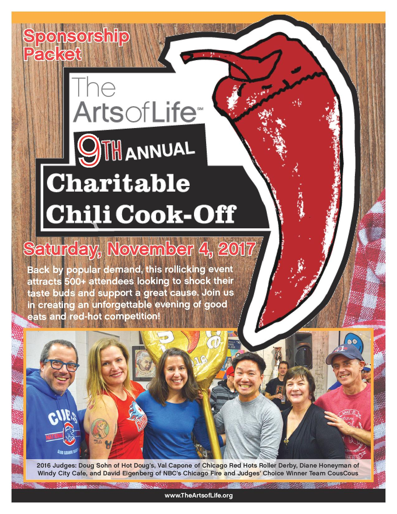 Chili Cook Off 2017 Chicago