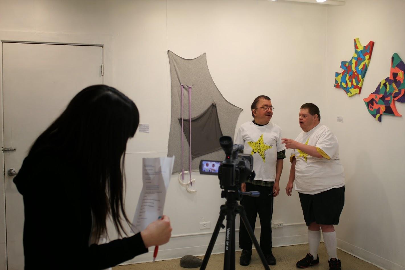 Videographer Intern Volunteer