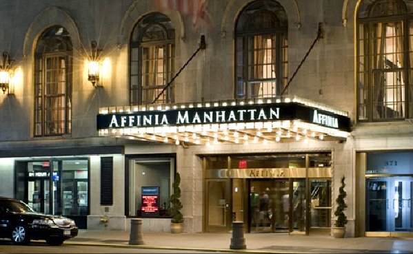 Affinia Manhattan Hotel