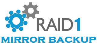 Raid mirror backup