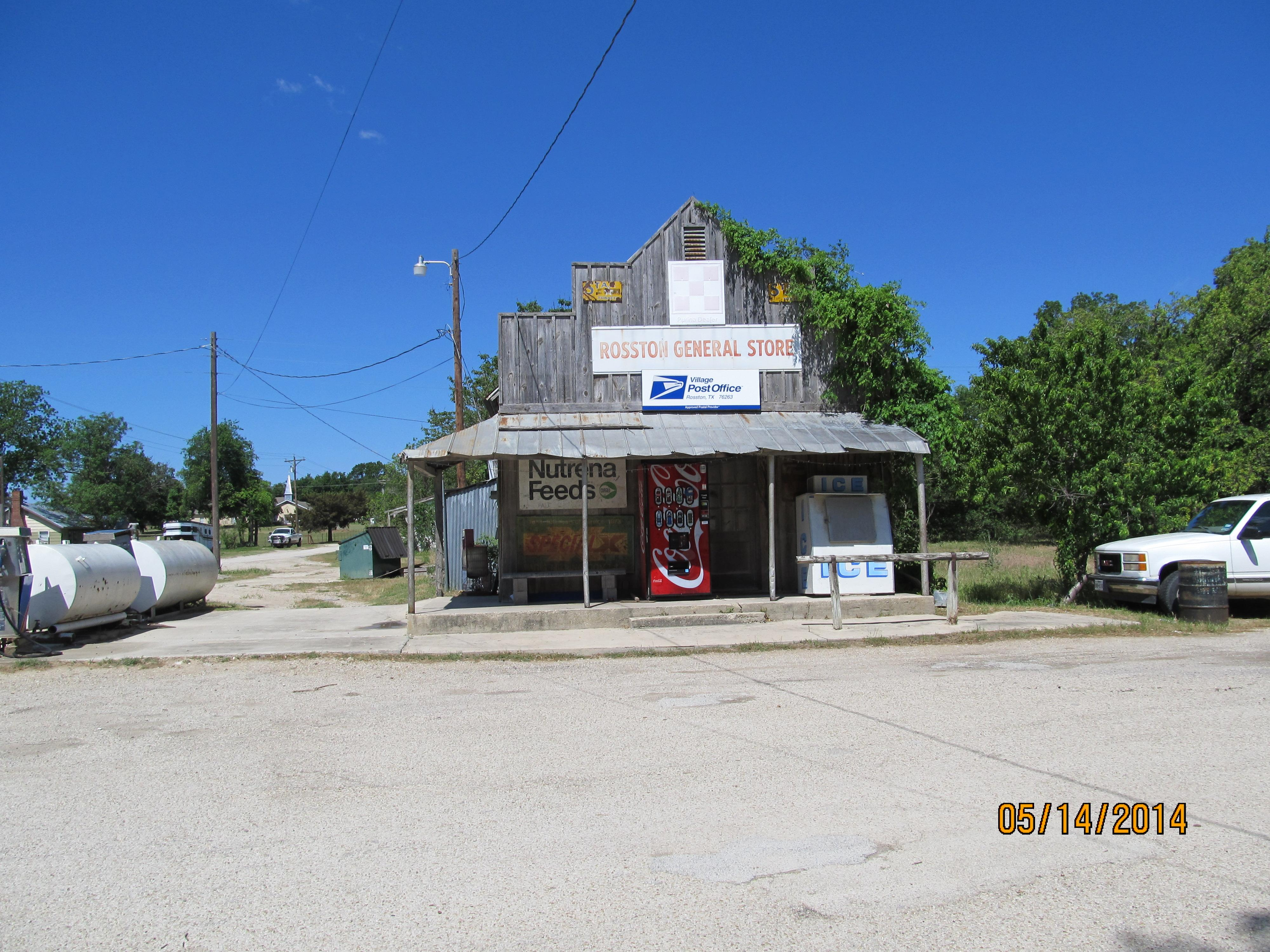 ROSSTON GENERAL STORE