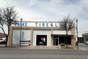 PASKE TIRE AND LUBE