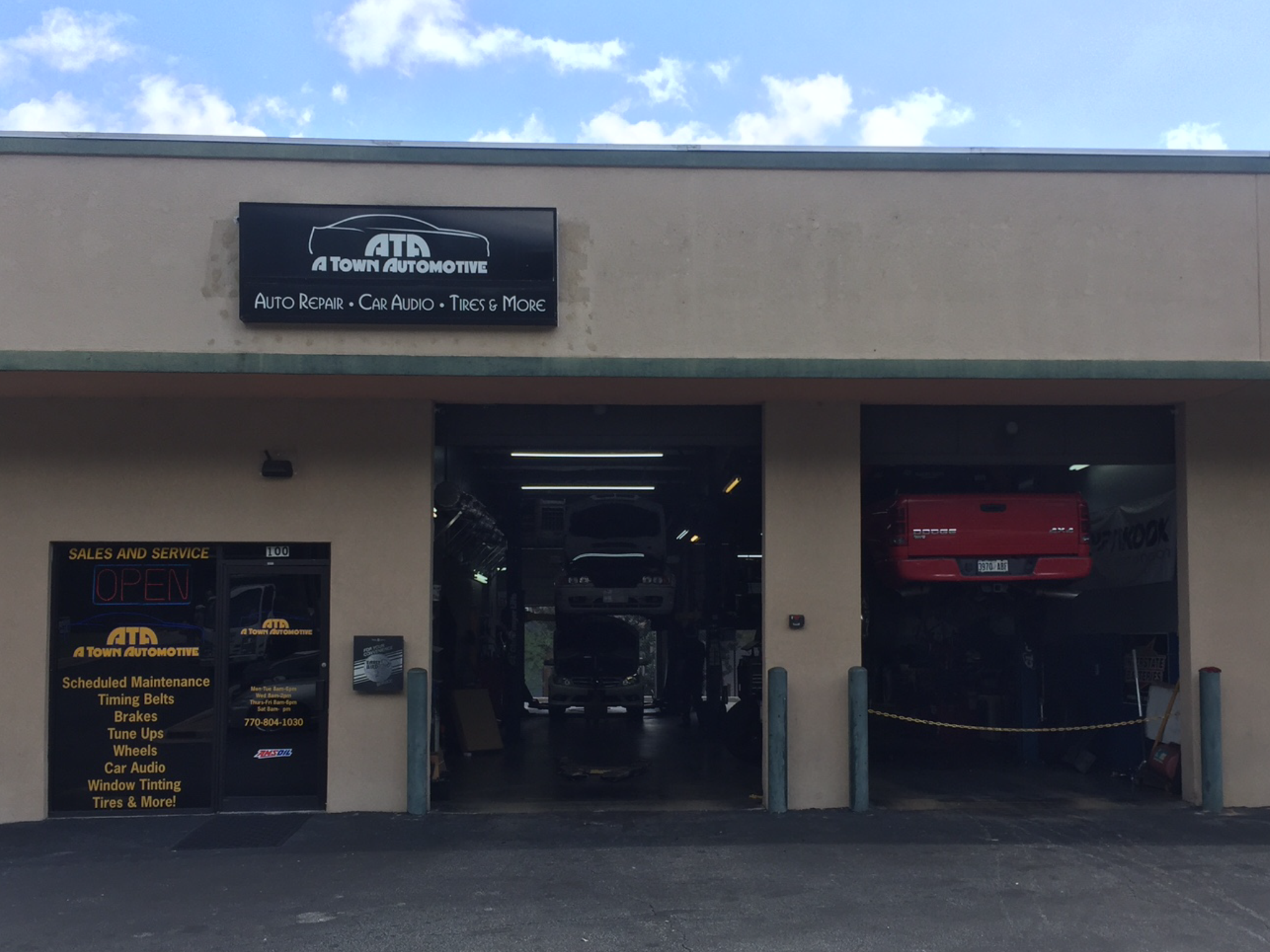 ATOWN AUTOMOTIVE