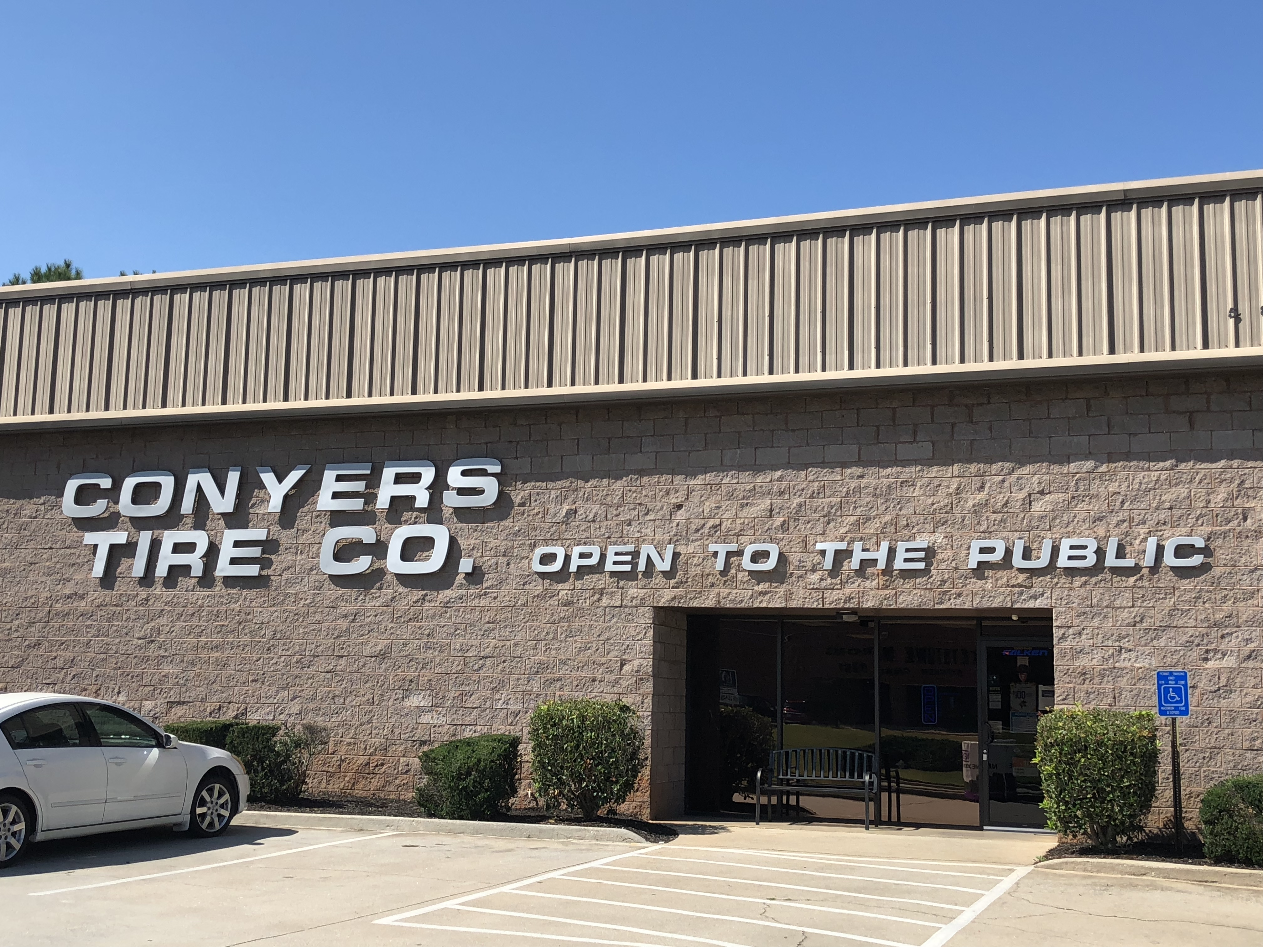 CONYERS TIRE