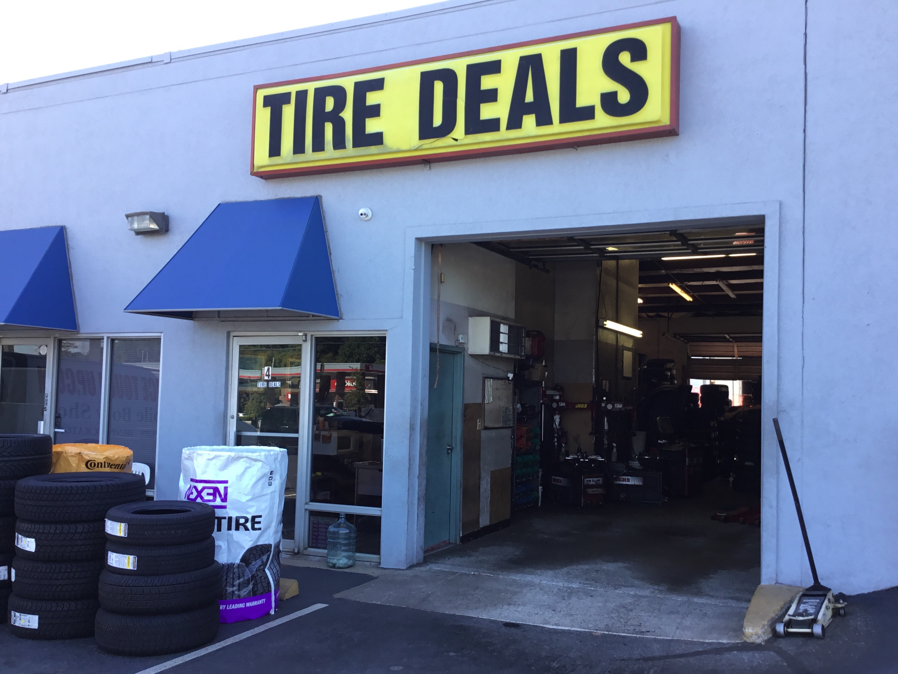 TIRE DEALS INC