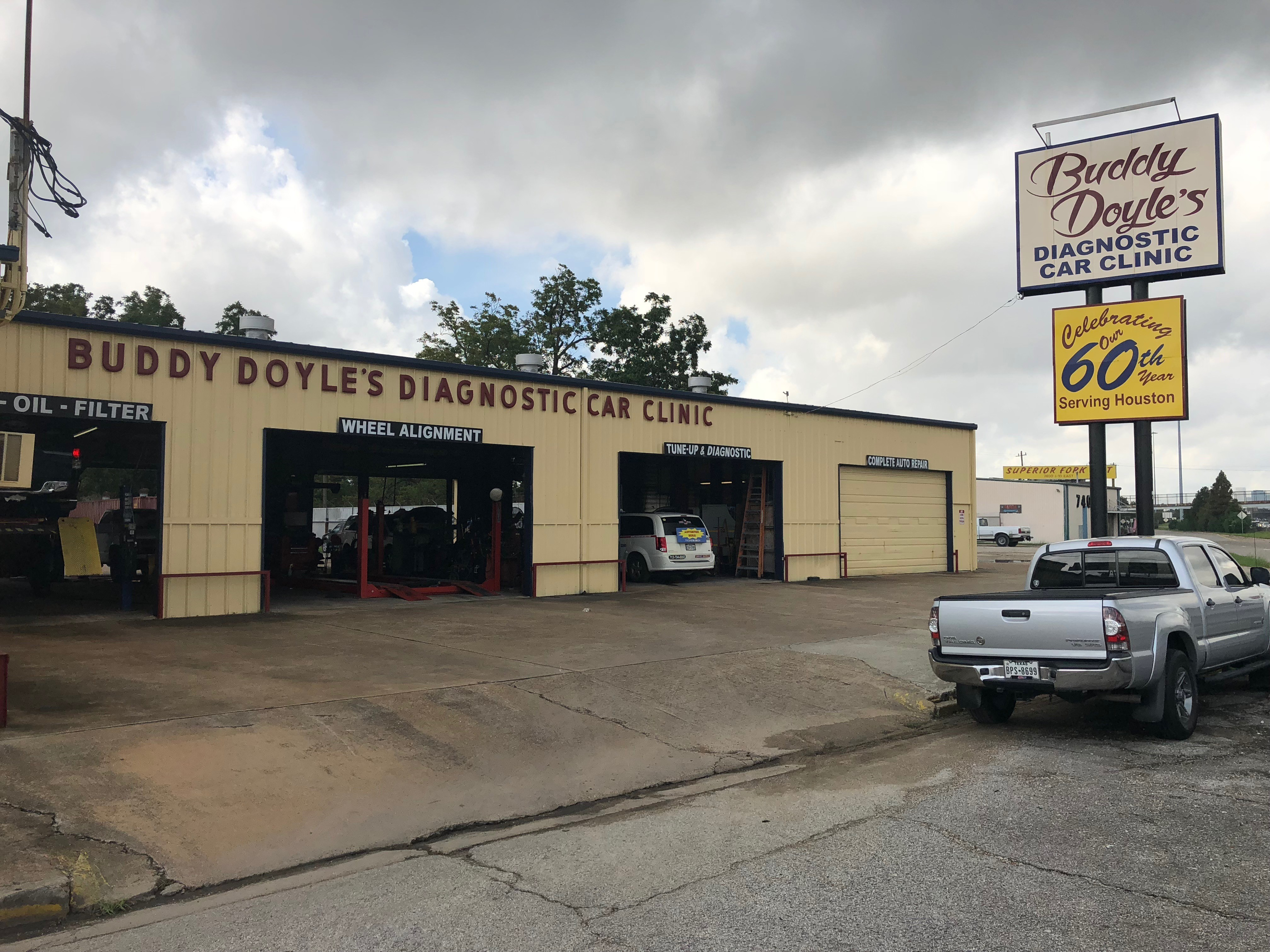 BUDDY DOYLE'S CAR CLINIC