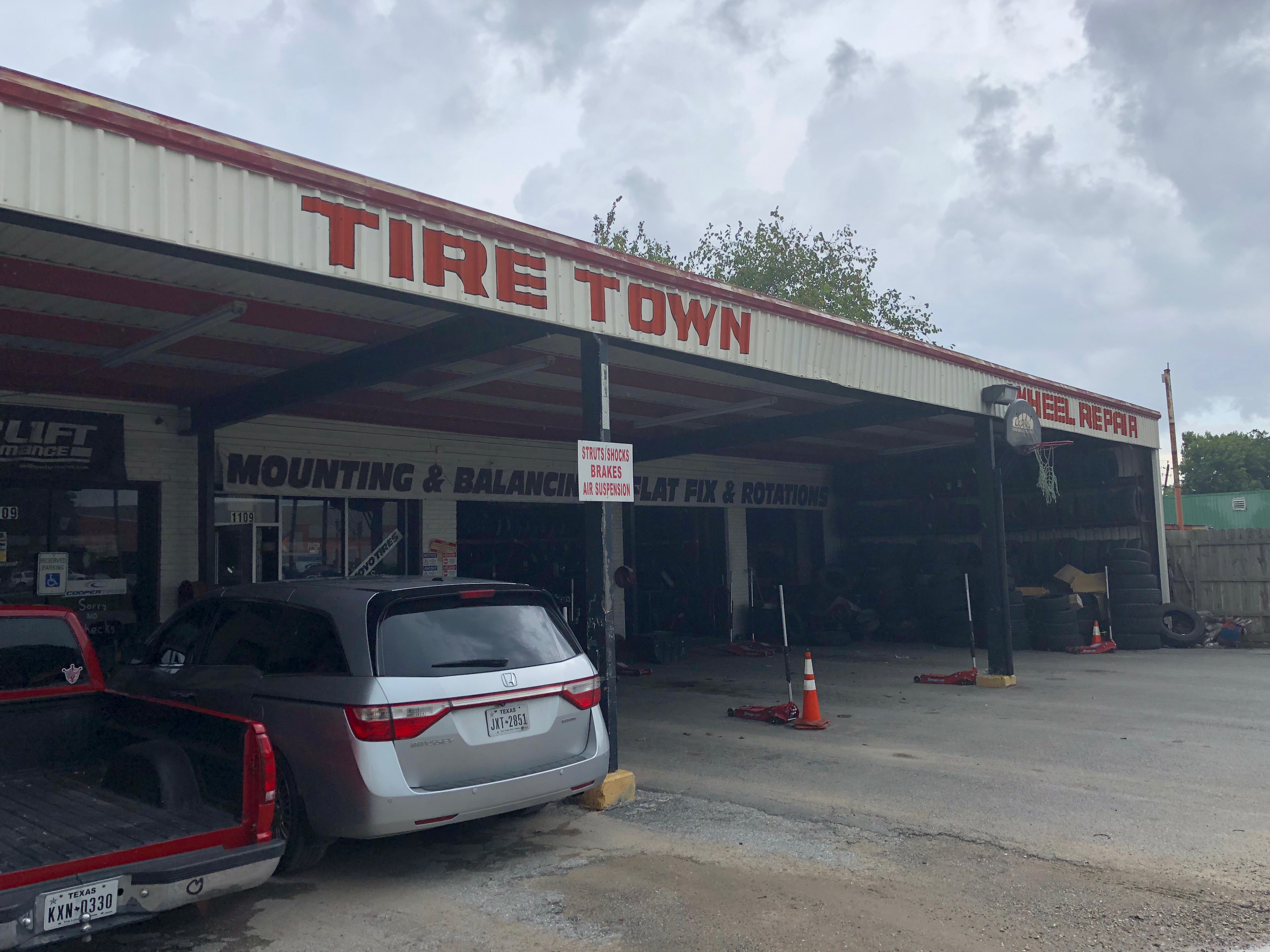 Tire Town